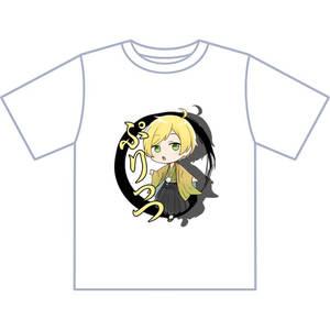 ぷりっつTシャツ(いつもの勇者たちの冒険バージョン)
