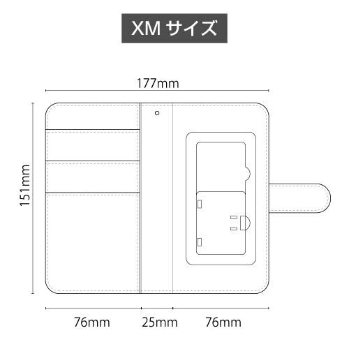 【受注商品】えっちゃんオリジナルスマホ手帳型ケース